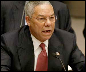 Colin Powell Photograph